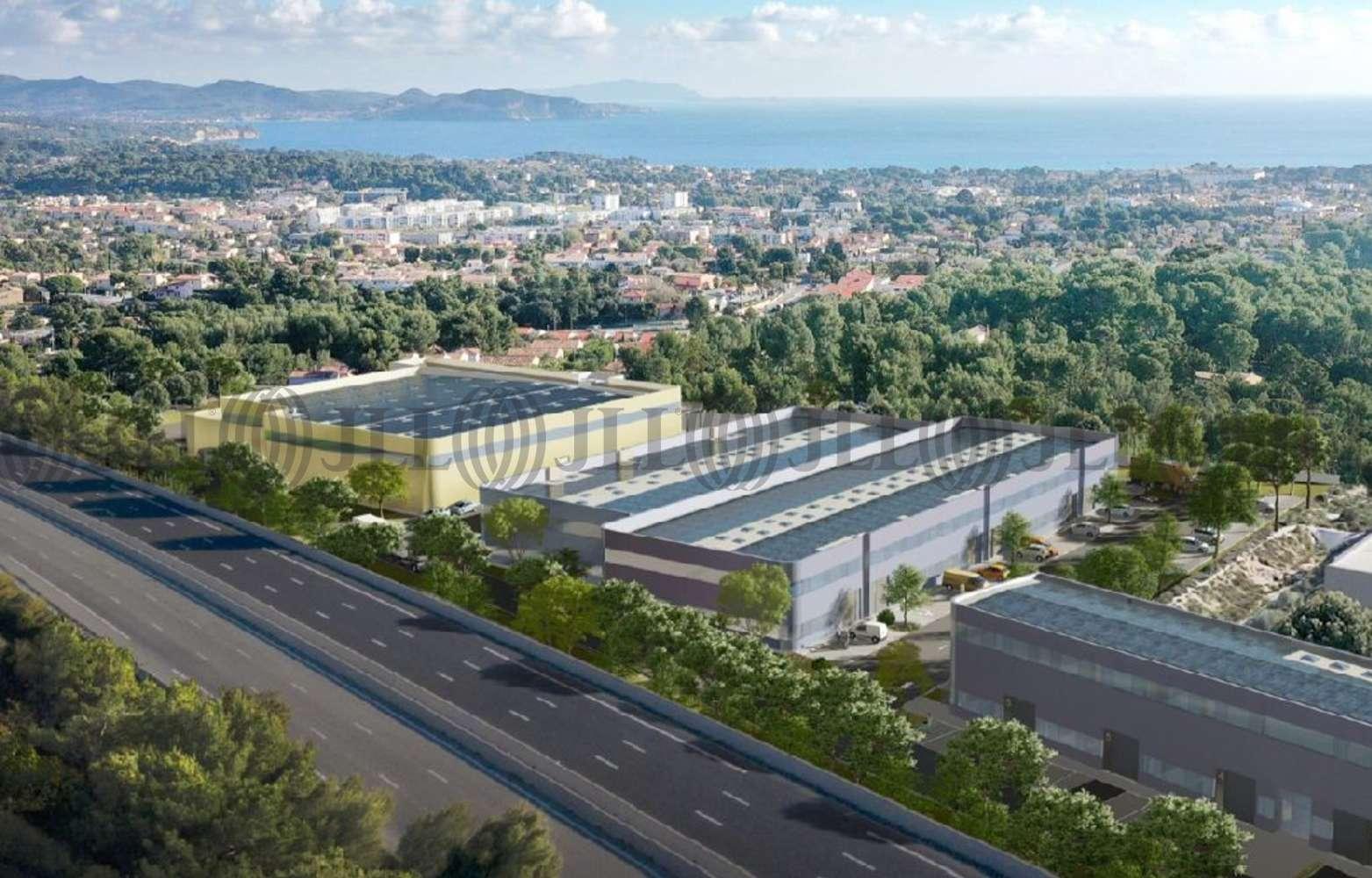 Activités/entrepôt La ciotat, 13600 - PARC CENTRAL - BATIMENT A