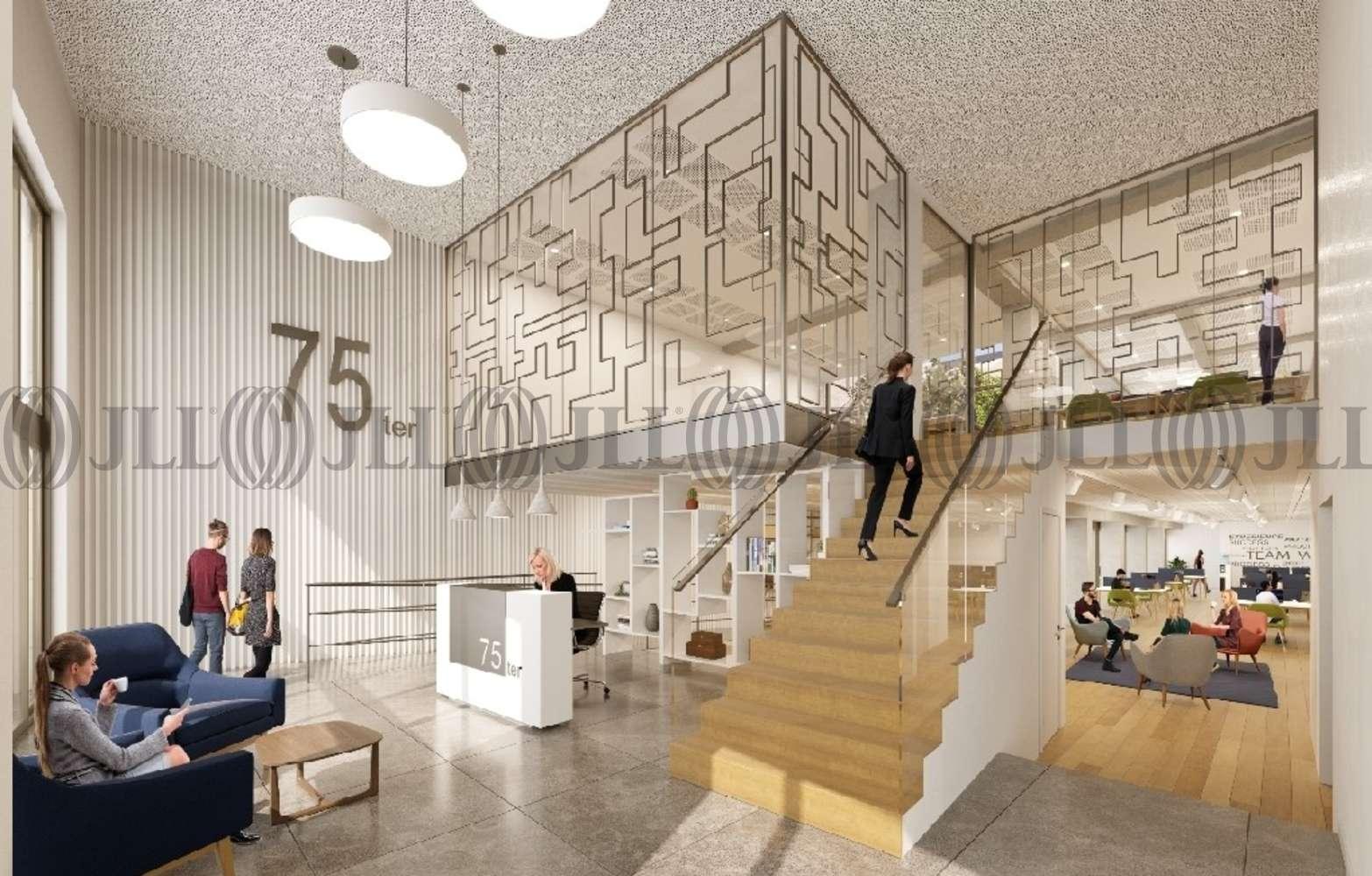 Bureaux Paris, 75011 - 75TER RUE DE CHARONNE