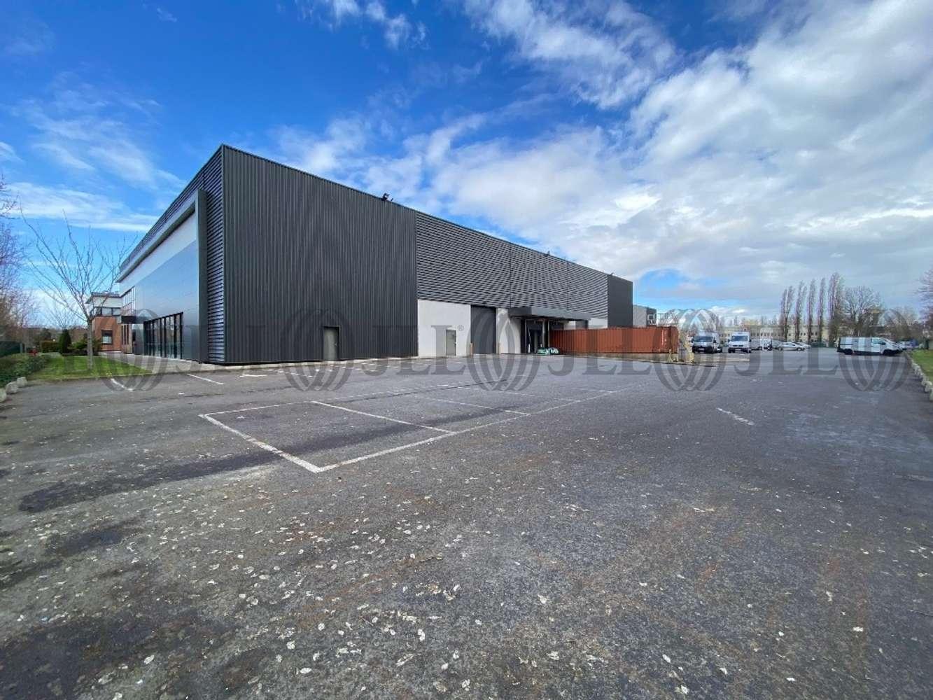 Activités/entrepôt Villeneuve la garenne, 92390 - PARC D ACTIVITE LES CHANTERAINES D3.2