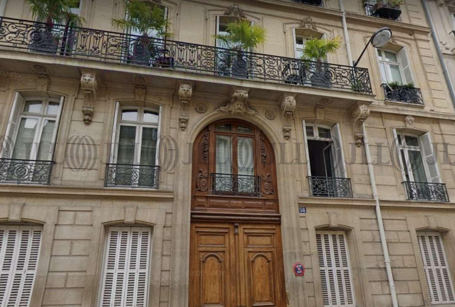 Bureaux Paris, 75008 - 58 RUE DE MONCEAU