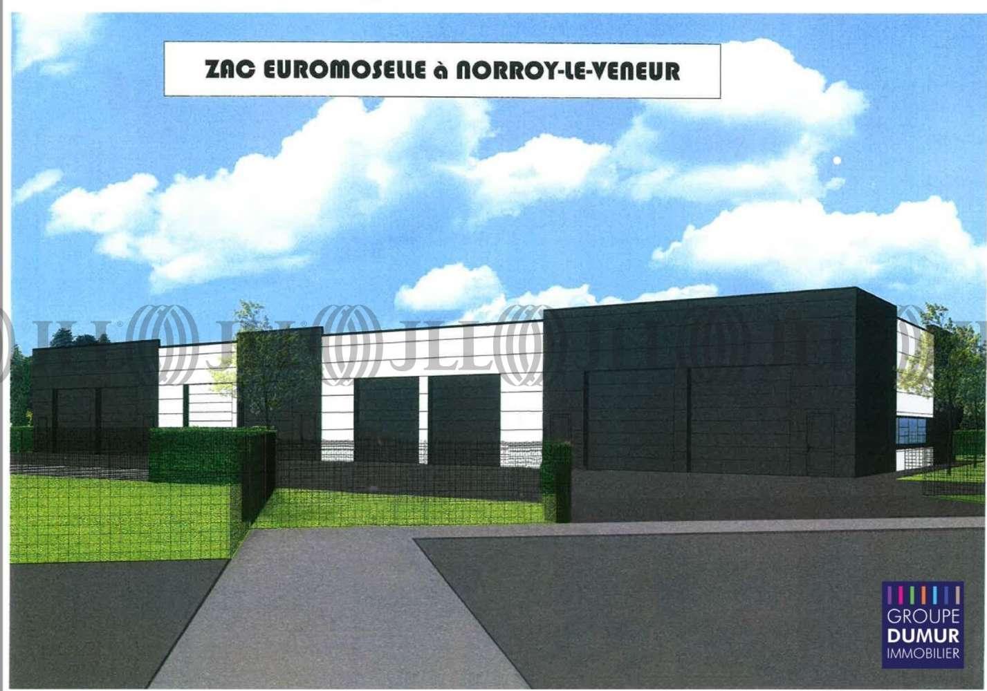Activités/entrepôt Norroy le veneur, 57140 - RUE DEVANT BEHEUIL