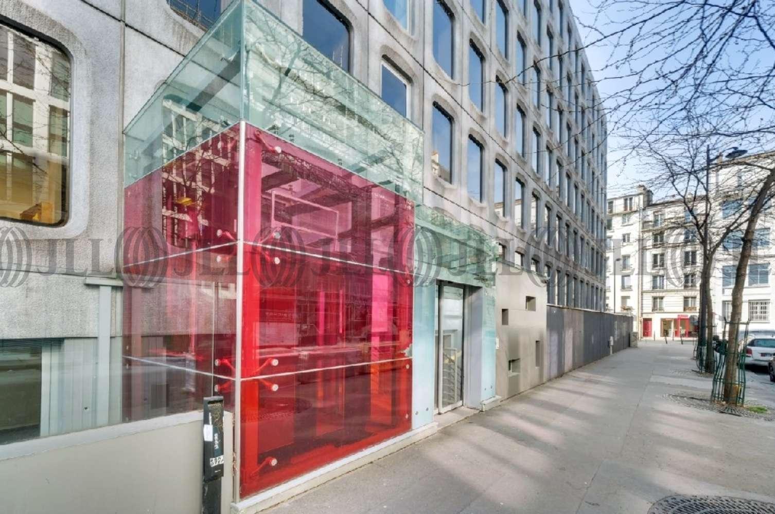 Bureaux Paris, 75013 - DESSOUS DES BERGES