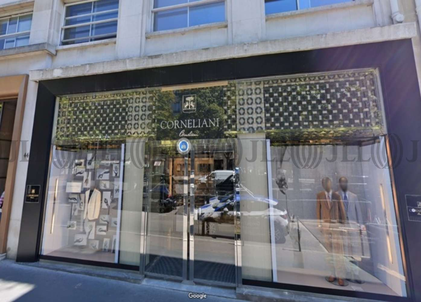 Commerces Paris, 75008 - CORNELIANI