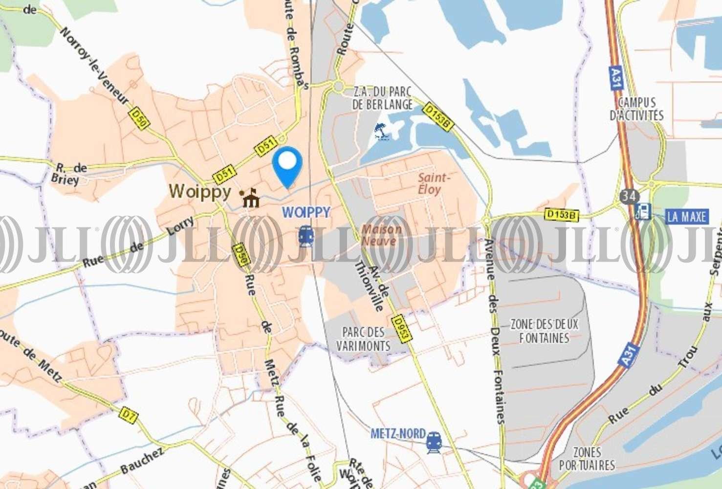 Bureaux Woippy, 57140 - 1, RUE JEAN JAURèS