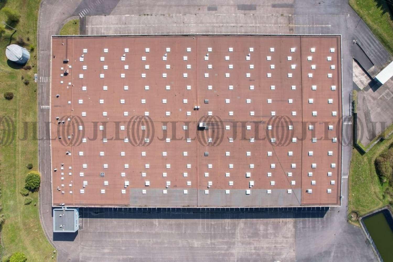 Plateformes logistiques Noisseville, 57117 -  ROUTE DE BOULAY