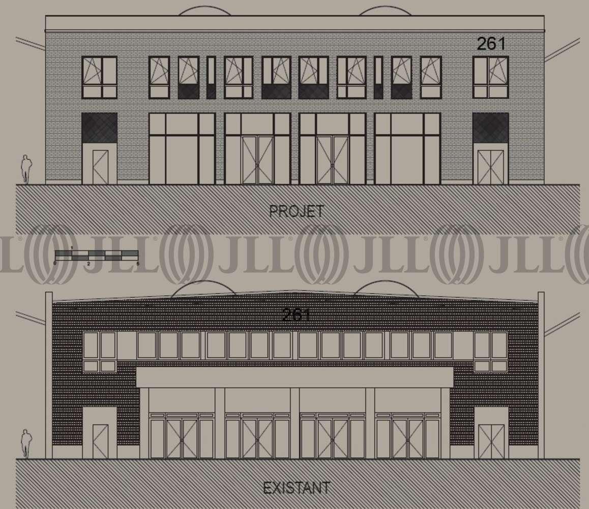 Activités/entrepôt Aubervilliers, 93300 - PARC DES PORTES DE PARIS - BAT. 261