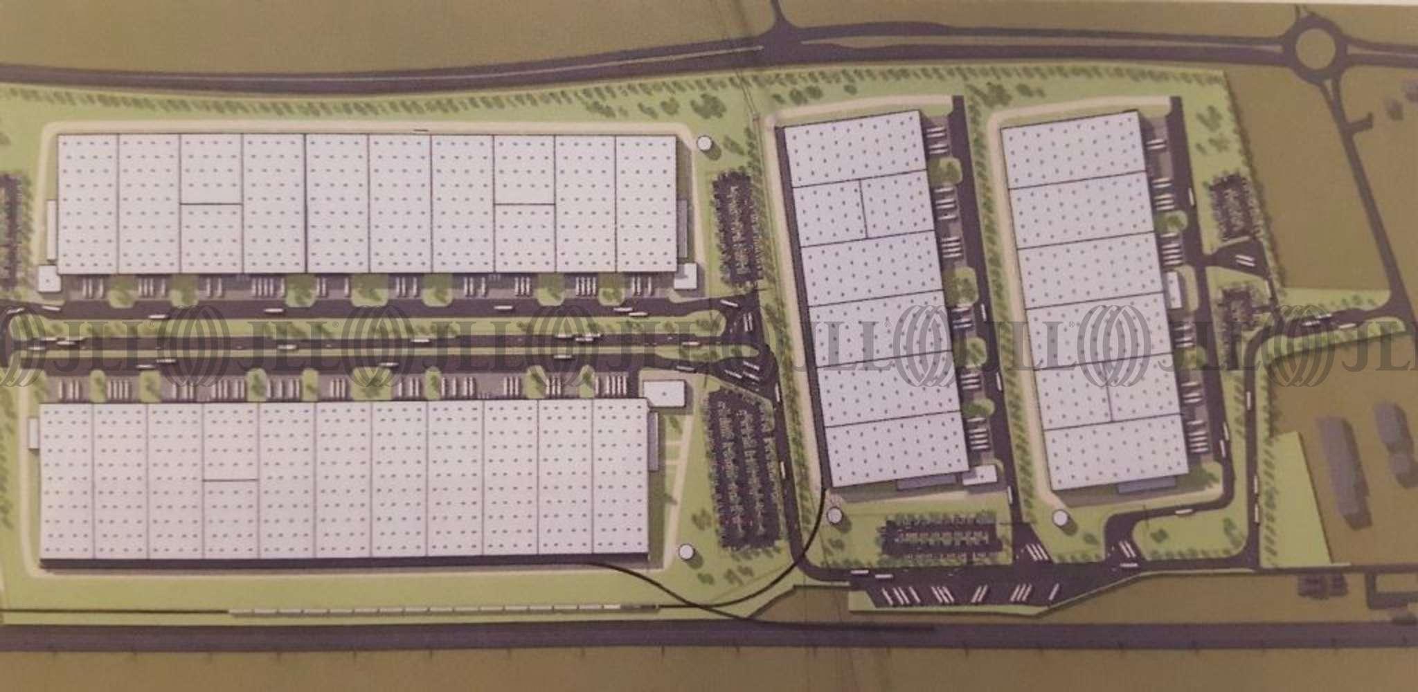 Plateformes logistiques Boisseaux, 45480 - PARC D ACTIVITE DE BOISSEAUX P3