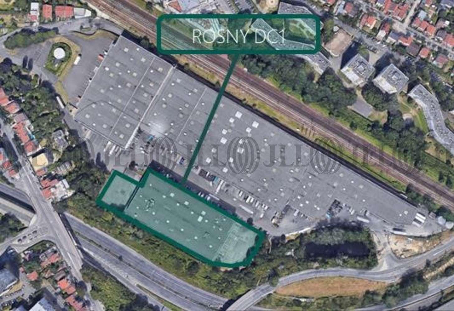 Plateformes logistiques Rosny sous bois, 93110 - DC1