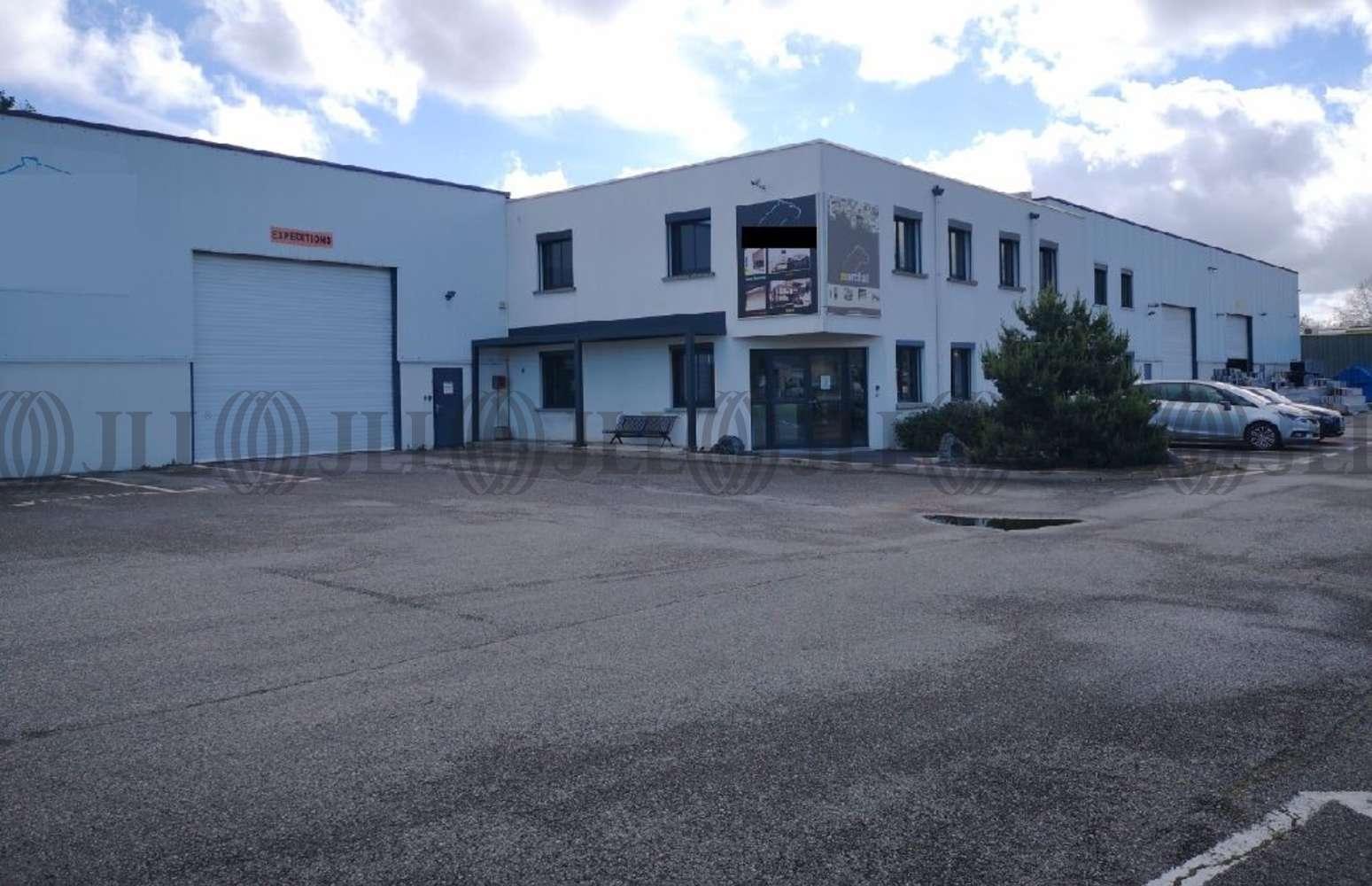 Activités/entrepôt St laurent de mure, 69720 - 23 AVENUE DES CATELINES