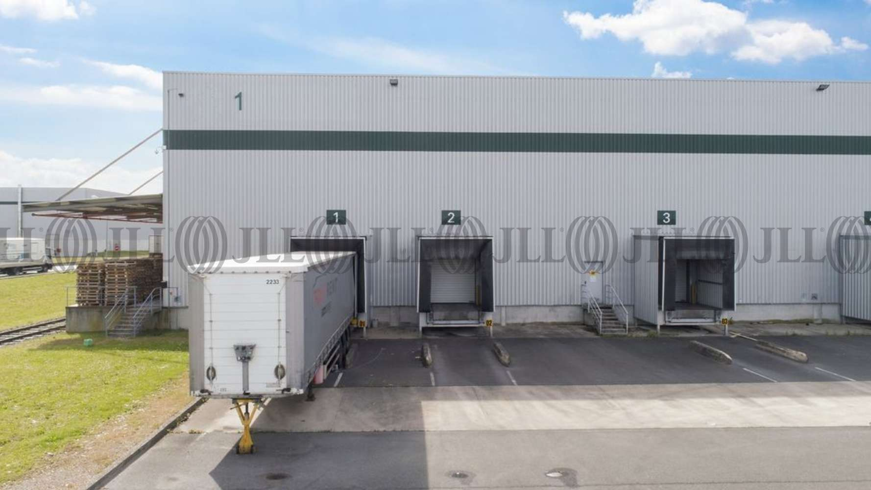 Plateformes logistiques Mer, 41500 - DC 1