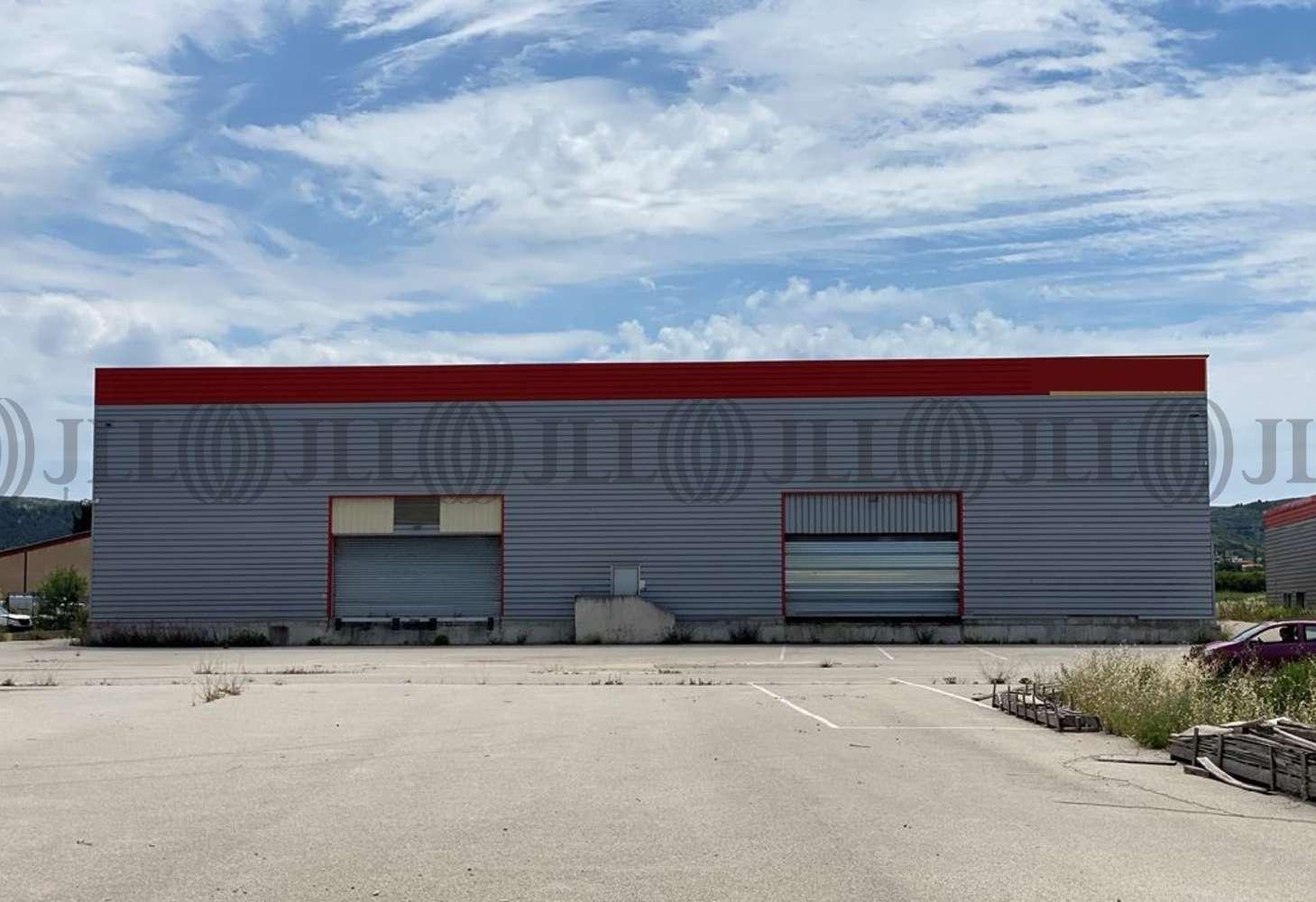 Activités/entrepôt Gignac la nerthe, 13180 - ALPHA PARK