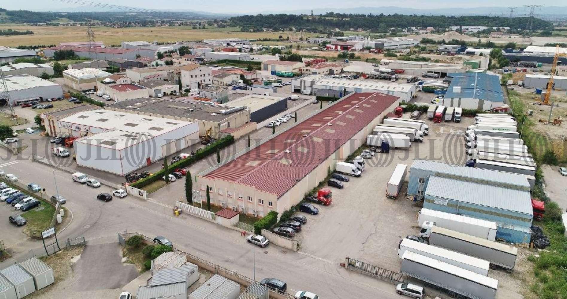 Activités/entrepôt St pierre de chandieu, 69780 - ZI LES PORTES DU DAUPHINE
