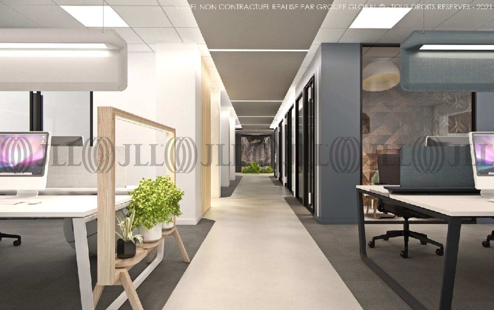 Bureaux Paris, 75008 - EXCLUSIF