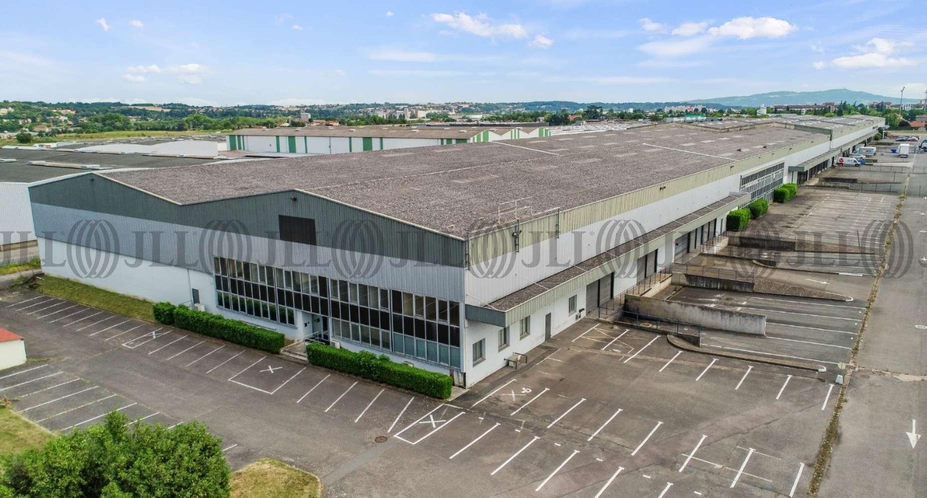 Plateformes logistiques Arnas, 69400 -  RUE DU CHAMP DU GARET