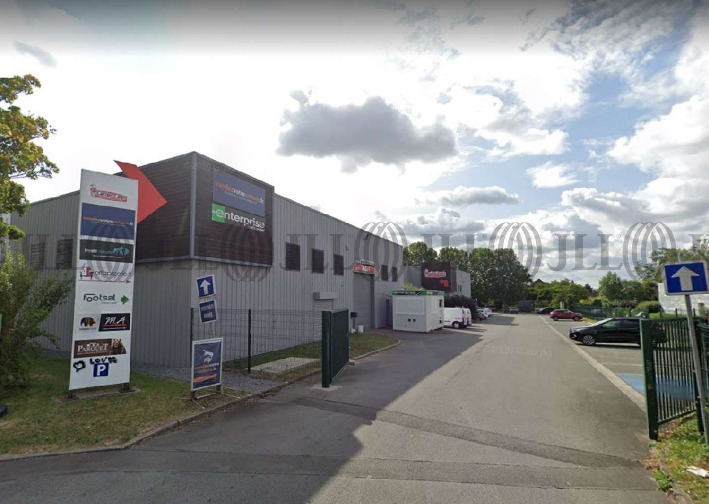 Activités/entrepôt Villeneuve d ascq, 59650