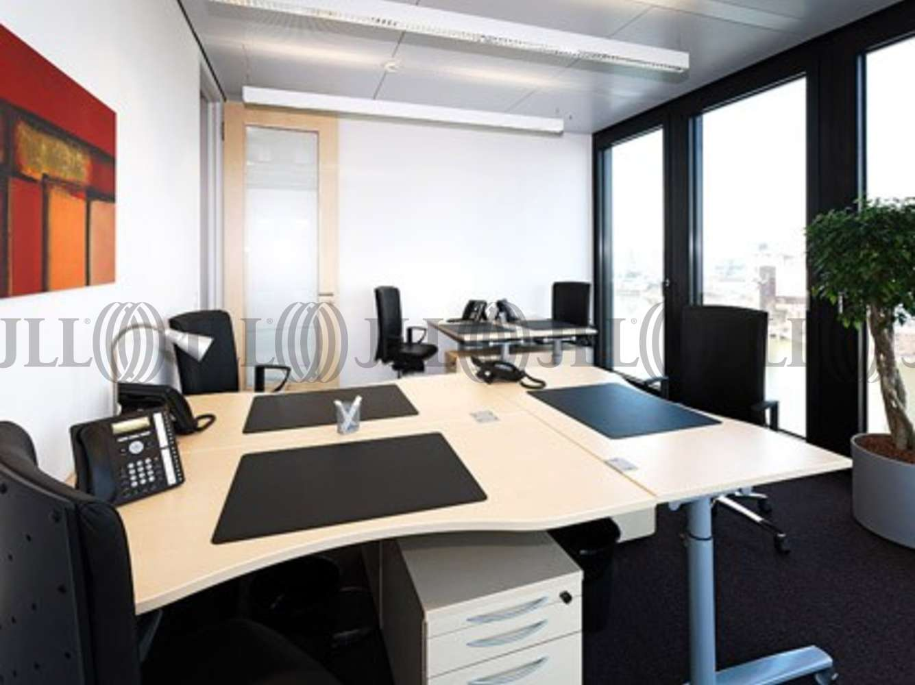 Büros Düsseldorf, 40221 - Büro auf Zeit - Düsseldorf - C0071 - 1346887