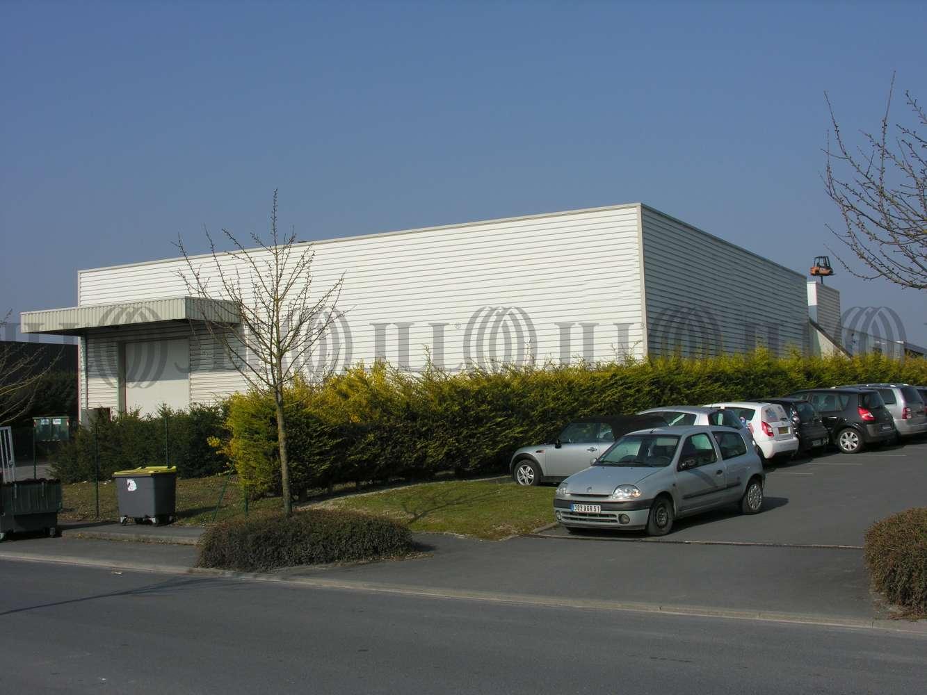 Activités/entrepôt Reims, 51100 - RUE ROBERTR FULTON / RUE PAUL MAINO - 488633
