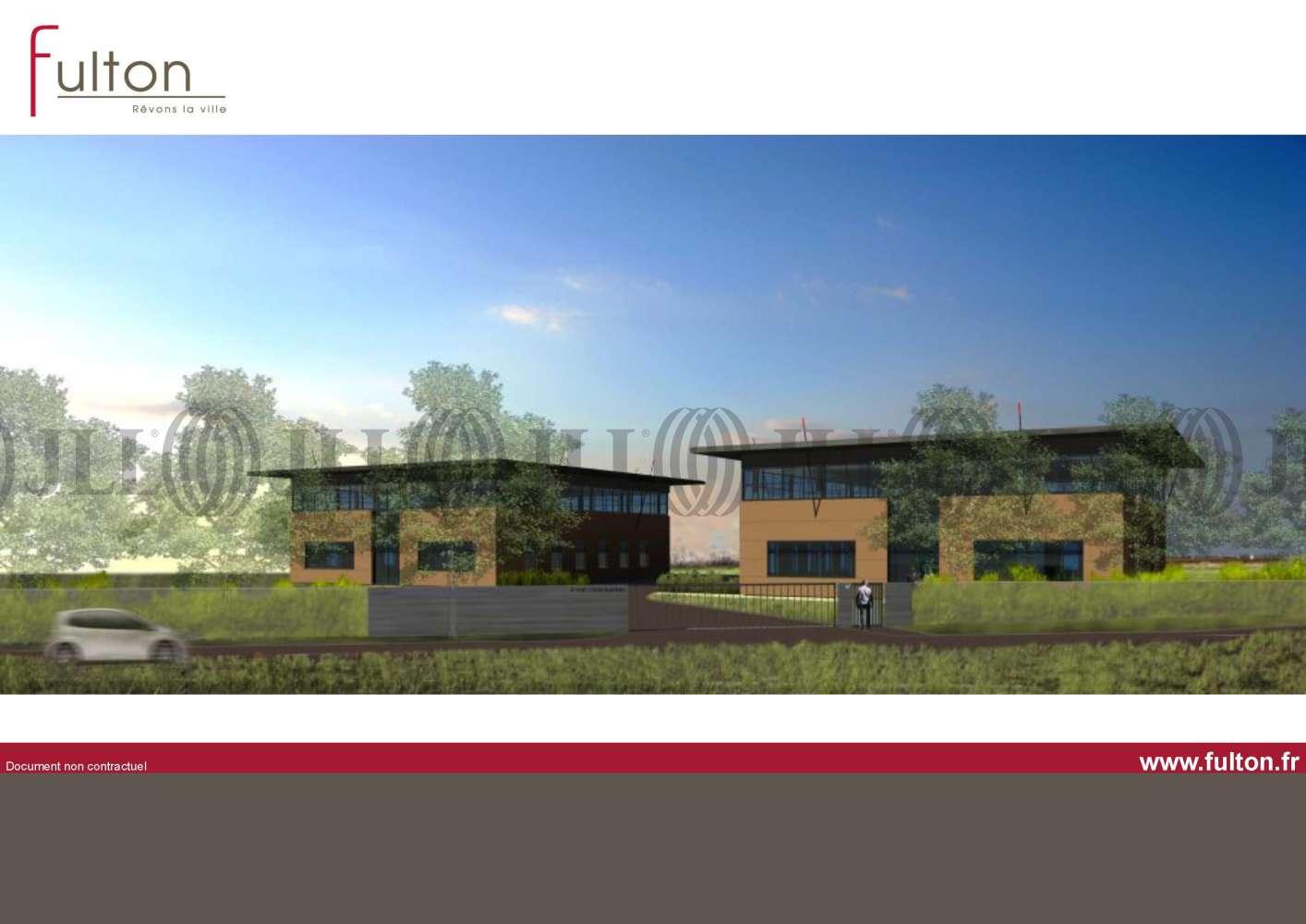 Bureaux Reims, 51100 - PROGRAMME FULTON - 488755