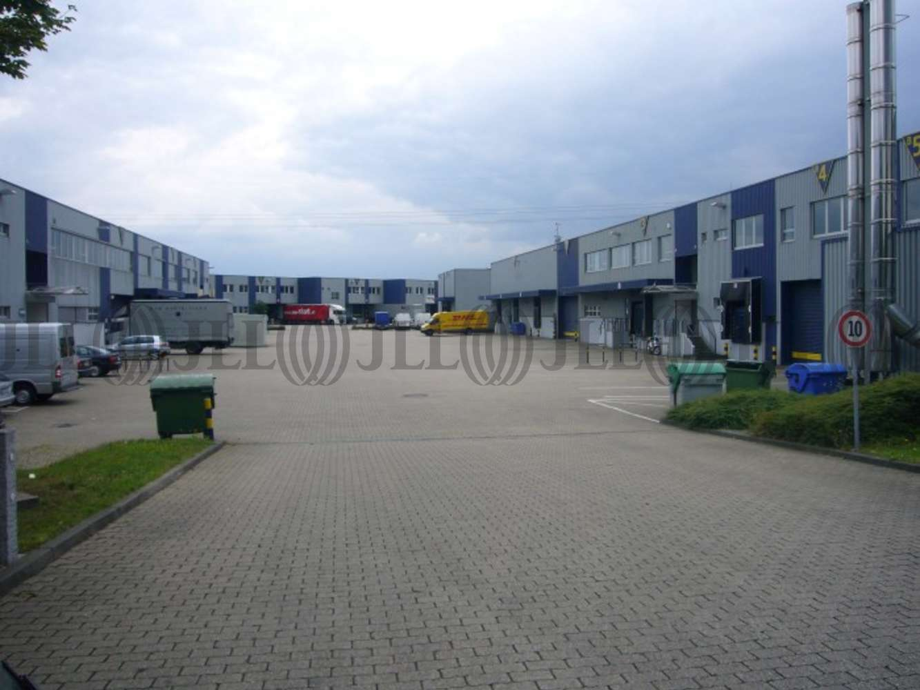 Hallen Ratingen, 40880 - Halle - Ratingen, Tiefenbroich - D0164 - 9387688