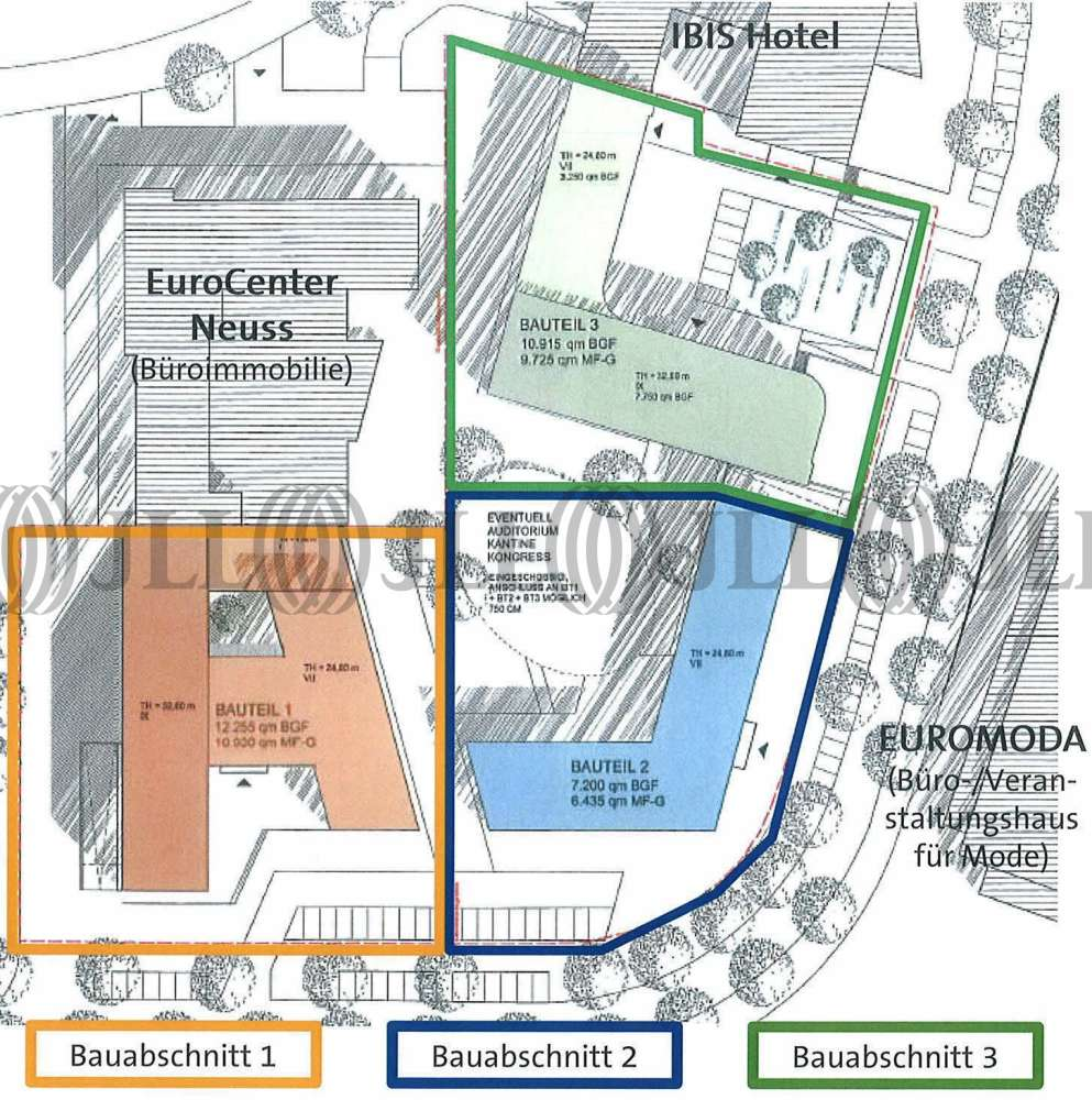 Büros Neuss, 41460 - Büro - Neuss, Hammfeld - D1201 - 9391506