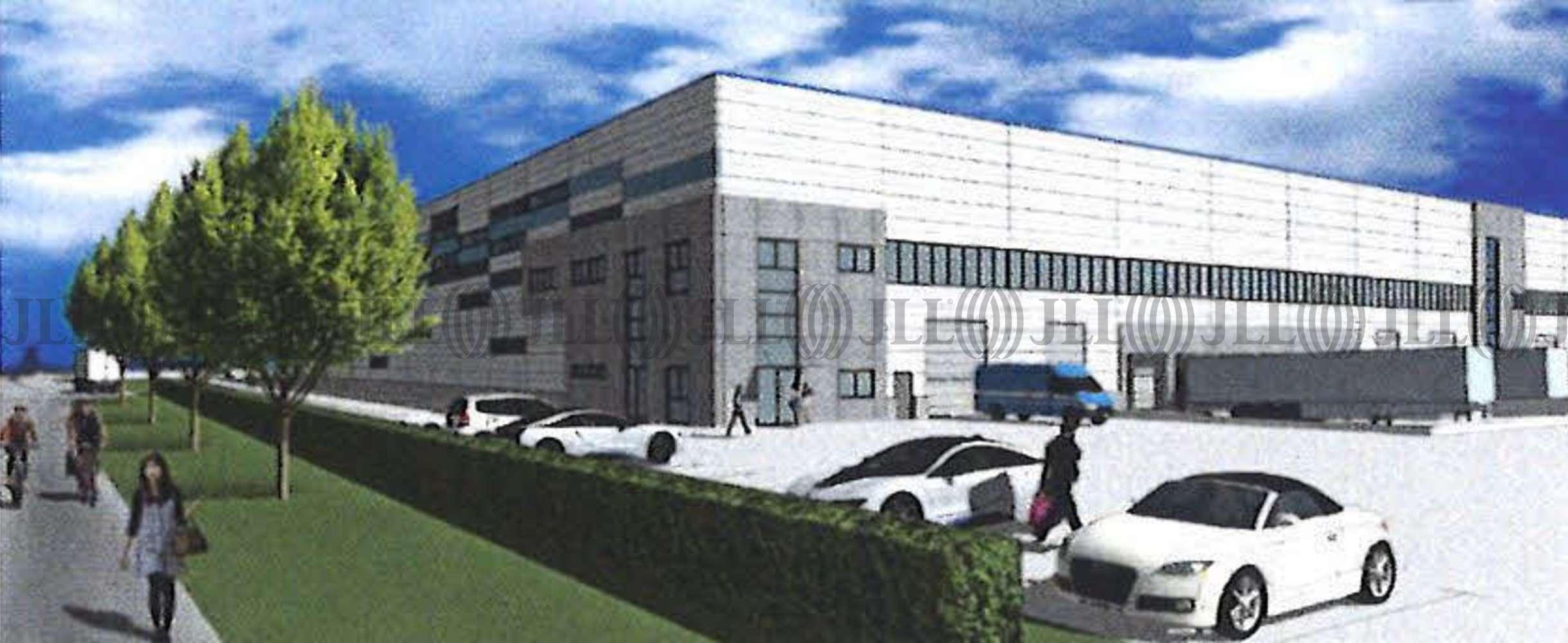 Hallen Duisburg, 47199 - Halle - Duisburg, Baerl - D0786 - 9410800