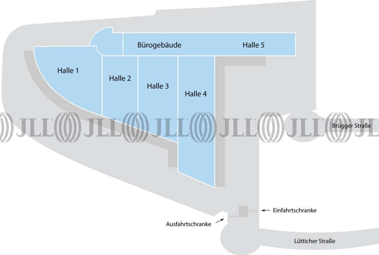 Hallen Troisdorf, 53842 - Halle - Troisdorf, Spich - K1213 - 9413481