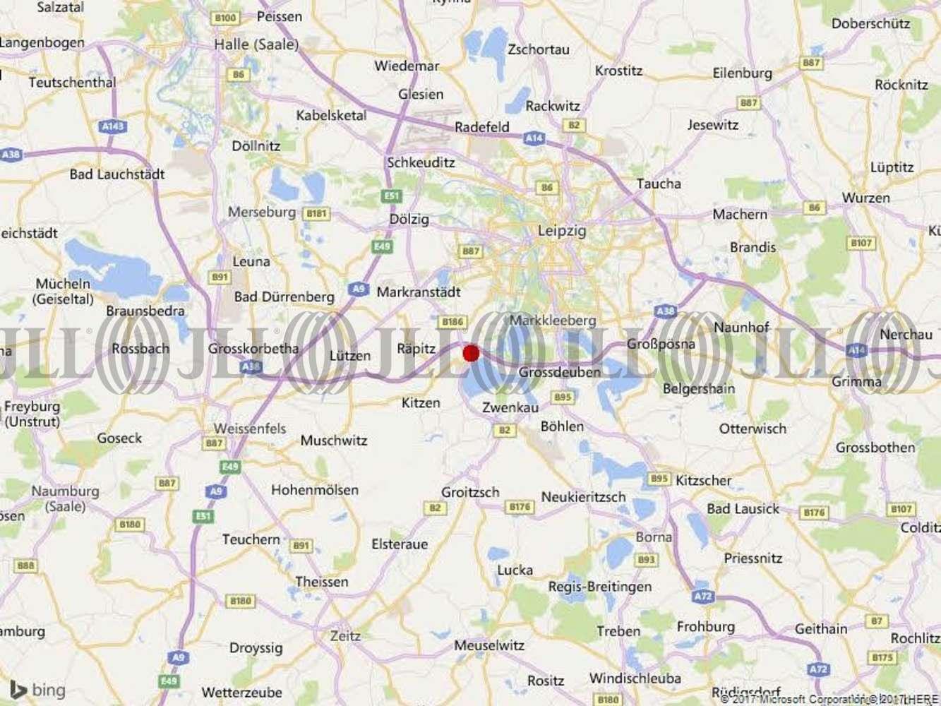 Hallen Leipzig, 04249 - Halle - Leipzig, Hartmannsdorf-Knautnaundorf - B1260 - 9420067