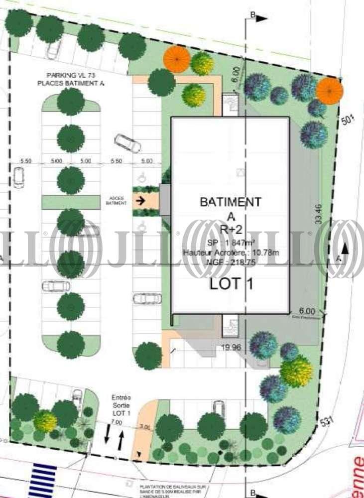 Bureaux Vaulx milieu, 38090 - INNOVA PARK - LOCATION BUREAUX - 9461756