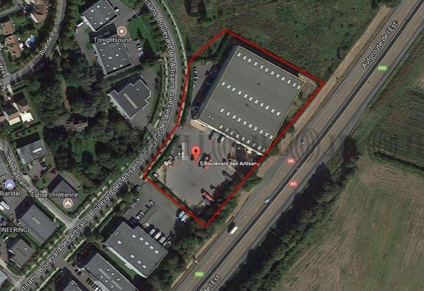 Activités/entrepôt Bailly romainvilliers, 77700 - ZAC DE BAILLY ROMAINVILLIERS - 9462045