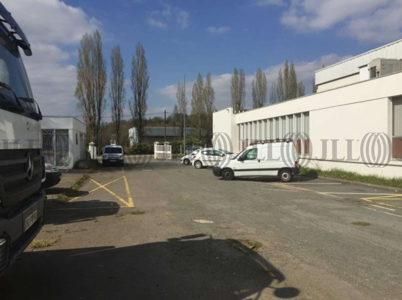 Activités/entrepôt St ouen l aumone, 95310 - 98 RUE D'EPLUCHES - 9460674