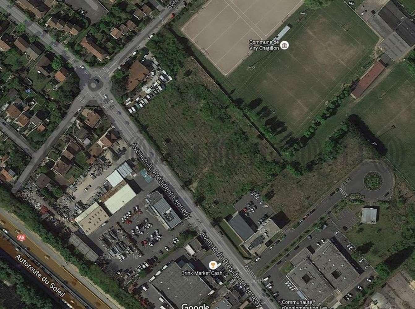 Activités/entrepôt Viry chatillon, 91170 - ZI DU PRESIDENT KENNEDY - 9458230