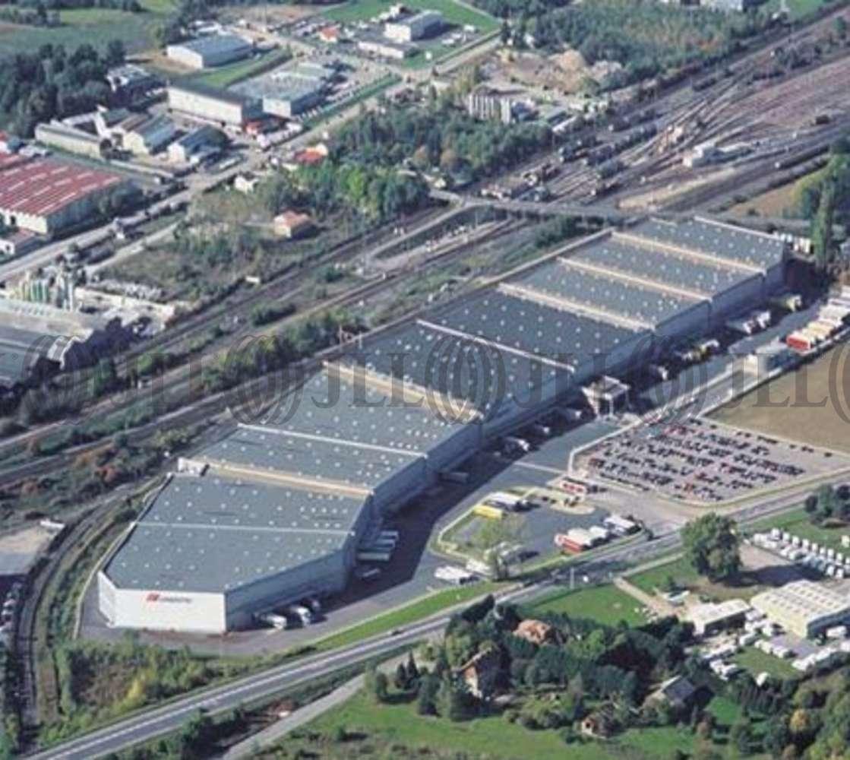 Plateformes logistiques Woippy, 57140 - 116 ROUTE DE THIONVILLE