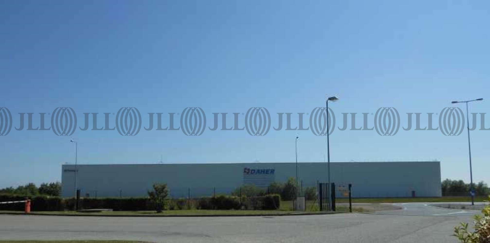 Plateformes logistiques Rogerville, 76700 -  PARC LOGISTIQUE DU PONT DE NORMANDIE - 9477993
