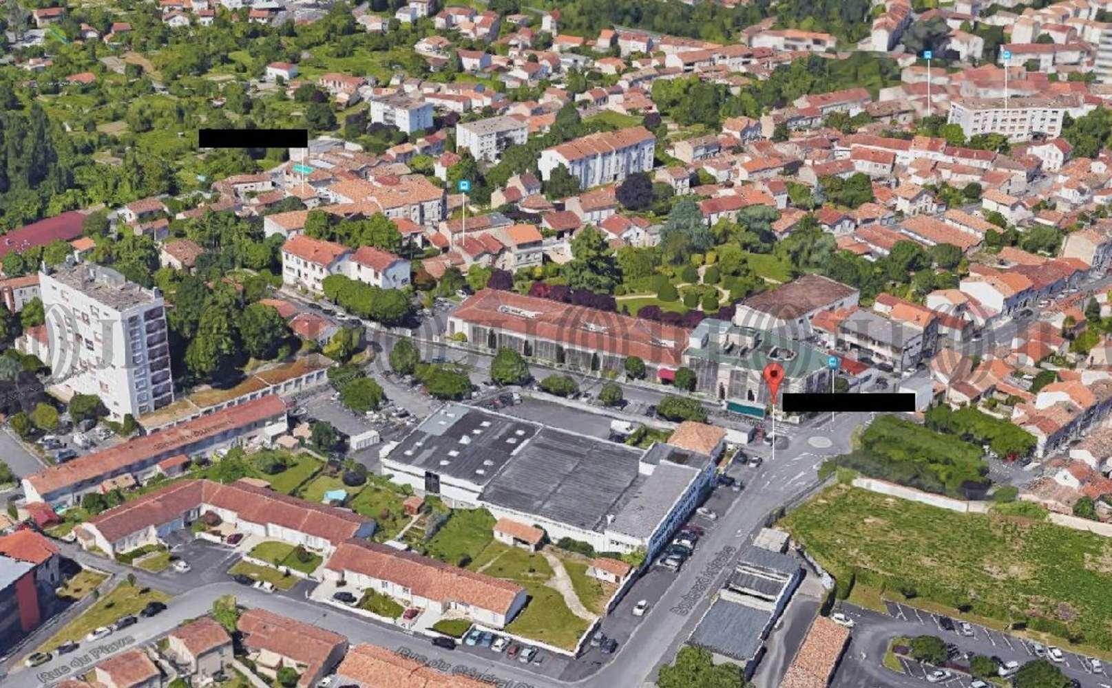 Plateformes logistiques Angouleme, 16000 - Entrepôt à vendre  - Intramuros - 9468719