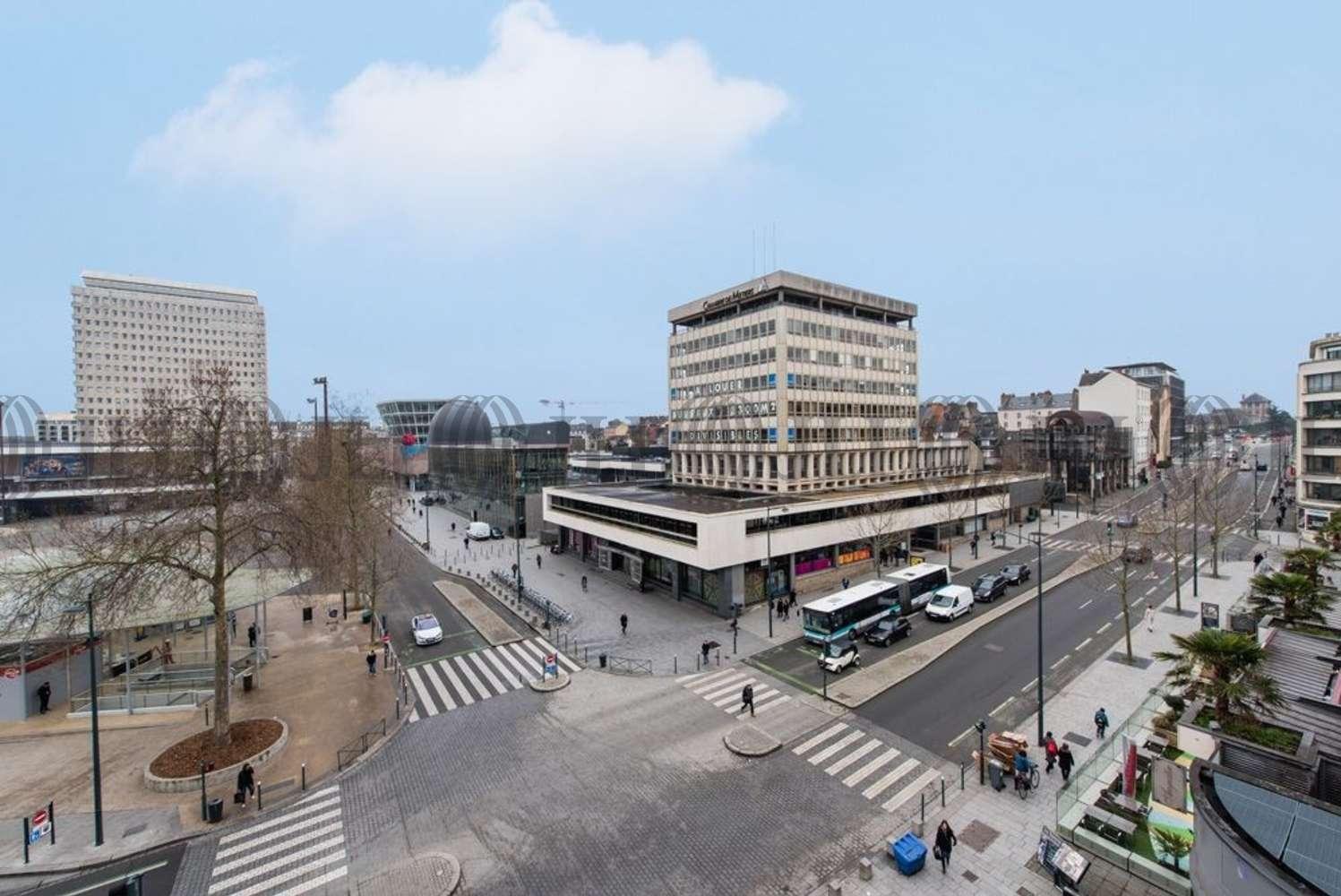 Bureaux Rennes, 35000 - LES TROIS SOLEILS