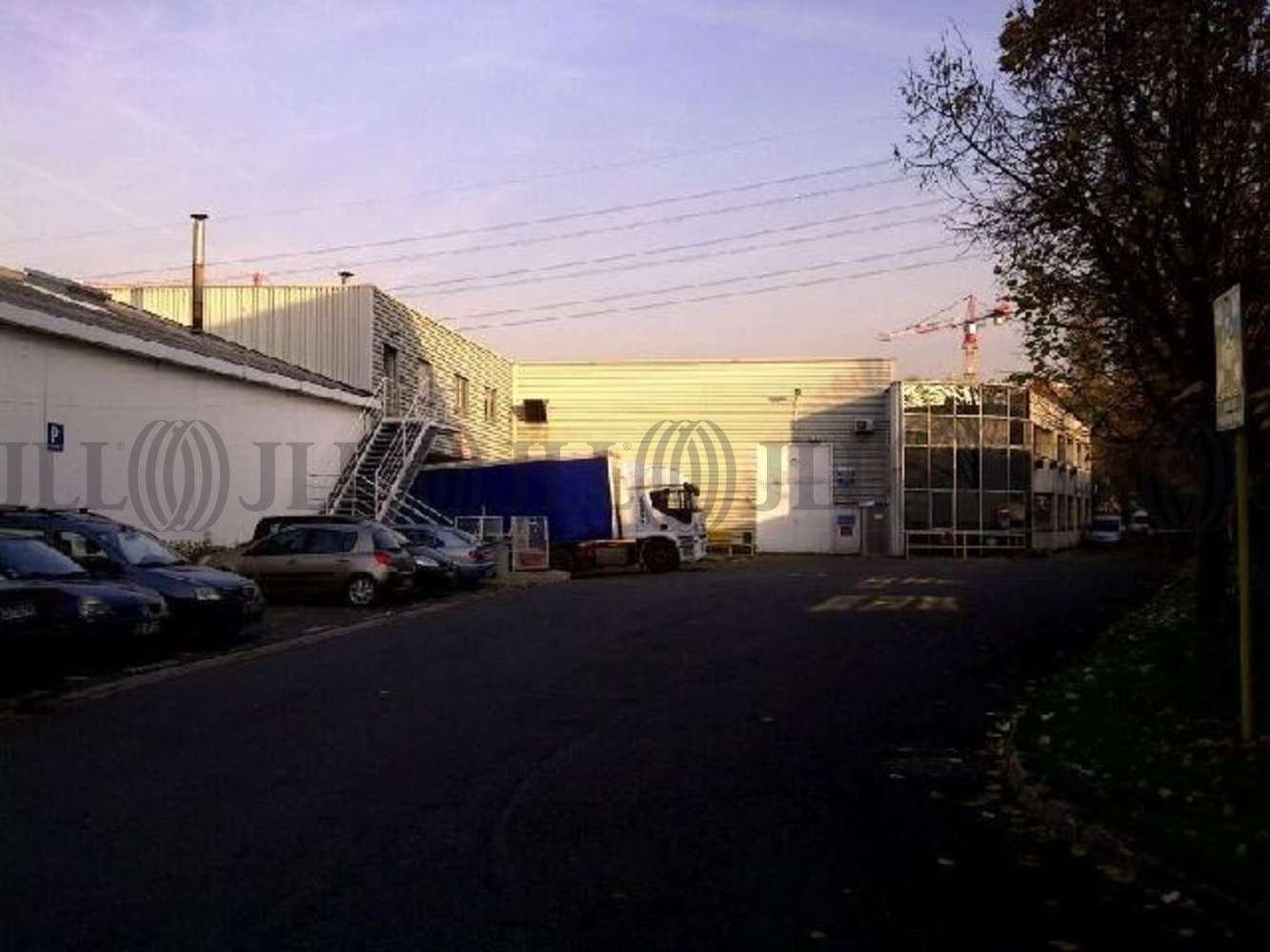 Activités/entrepôt Villeneuve la garenne, 92390 - 23 AVENUE DU CHEMIN DES RENIERS - 9473952