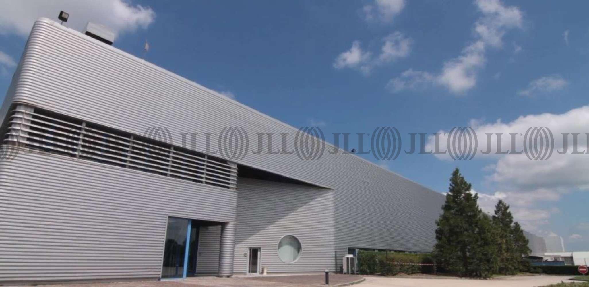 Plateformes logistiques Vaulx milieu, 38090 - LOCATION ENTREPOT LYON EST - ISÈRE - 9453677