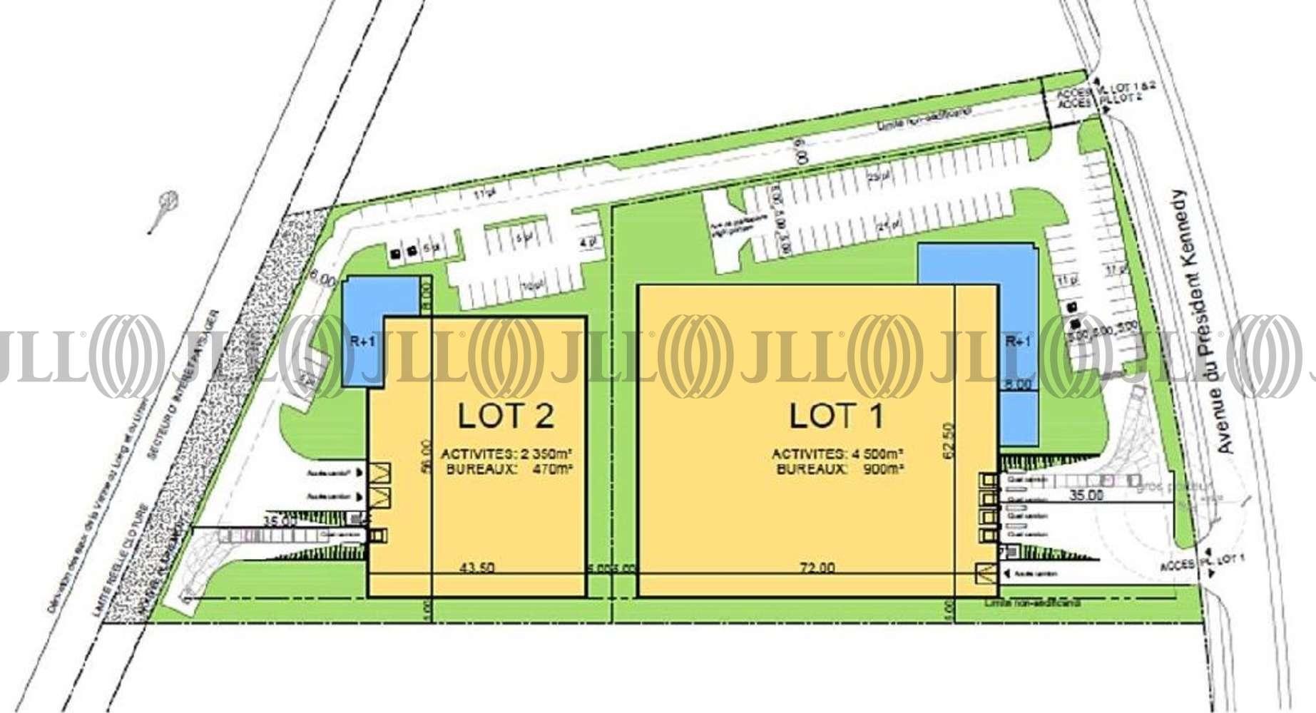 Activités/entrepôt Viry chatillon, 91170 - ZI DU PRESIDENT KENNEDY - 9458229