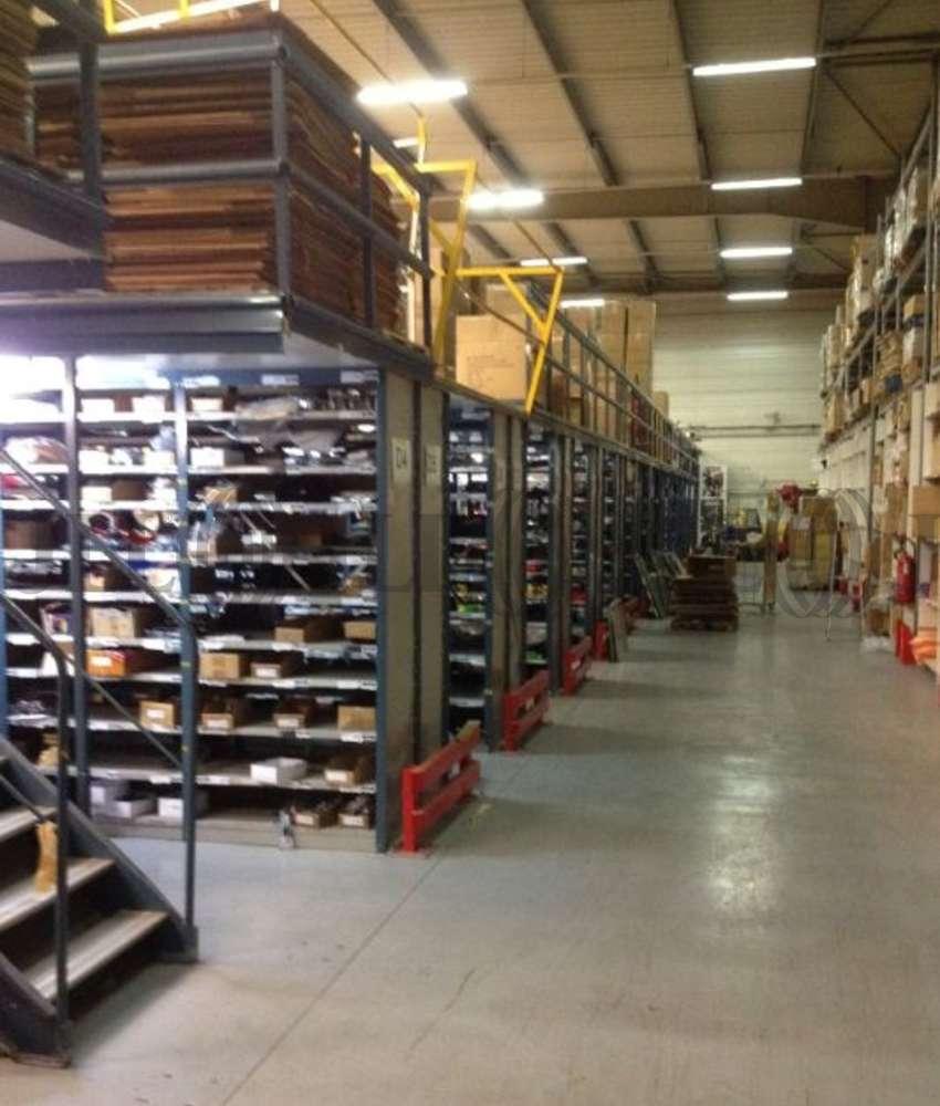 Activités/entrepôt Neuilly sur marne, 93330 - 15 RUE DES FRERES LUMIERE - 9450134