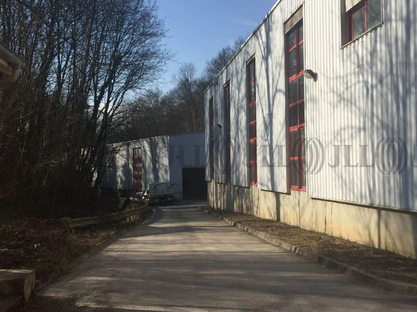 Activités/entrepôt Fontaines st martin, 69270 - Entrepot à vendre Lyon Nord (Fontaines) - 9482052