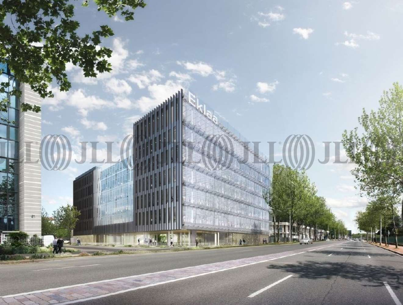 Bureaux Lyon, 69007 - EKLAA - 9483135