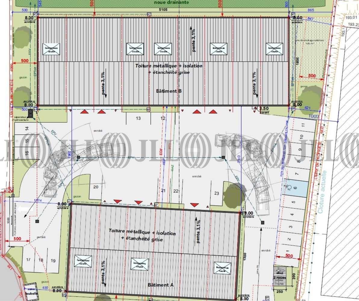 Activités/entrepôt Dagneux, 01120 - LOCATION ACHAT ENTREPOT LYON NORD - 9513126