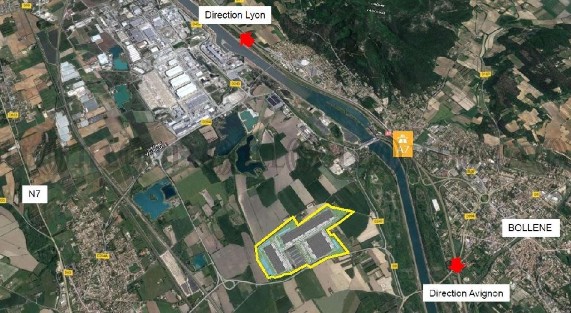 Plateformes logistiques Bollene, 84500 - Plateforme logistique - Lyon-Marseille - 9530369