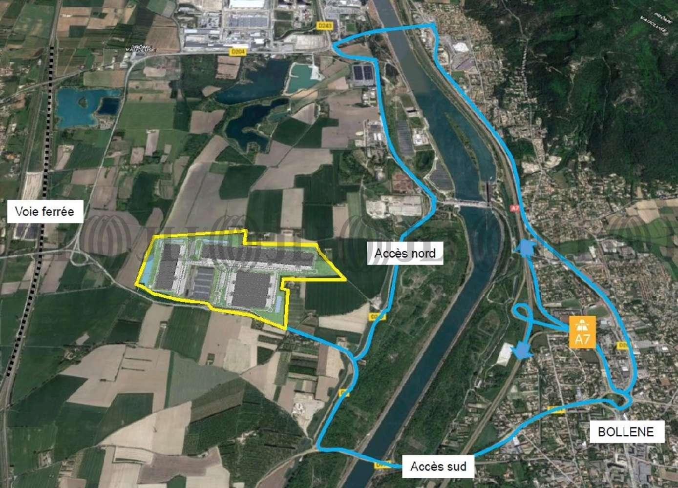 Plateformes logistiques Bollene, 84500 - Plateforme logistique - Lyon-Marseille - 9530370