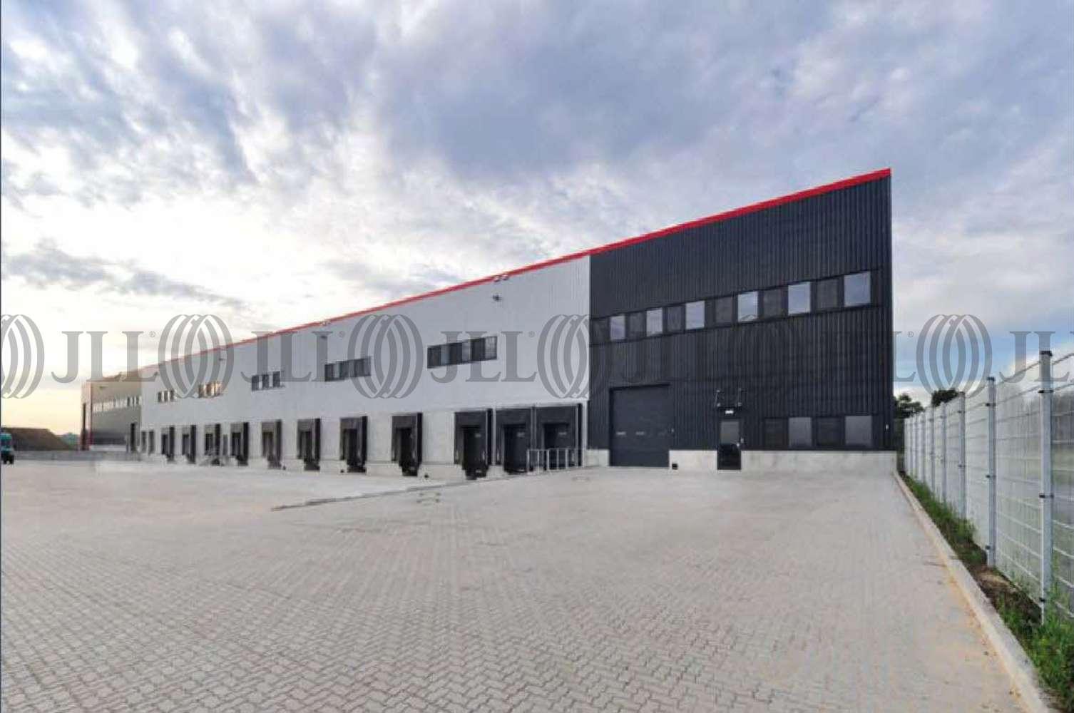 Hallen Krefeld, 47807 - Halle - Krefeld, Fischeln - D2276 - 9532488
