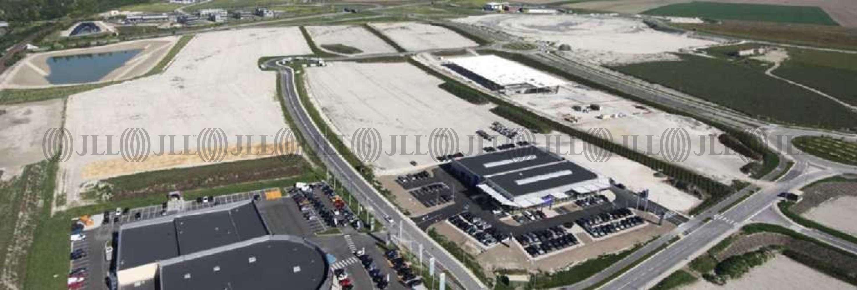 Plateformes logistiques Reims, 51100 - ZAC DE LA CROIX BLANDIN - 9542908