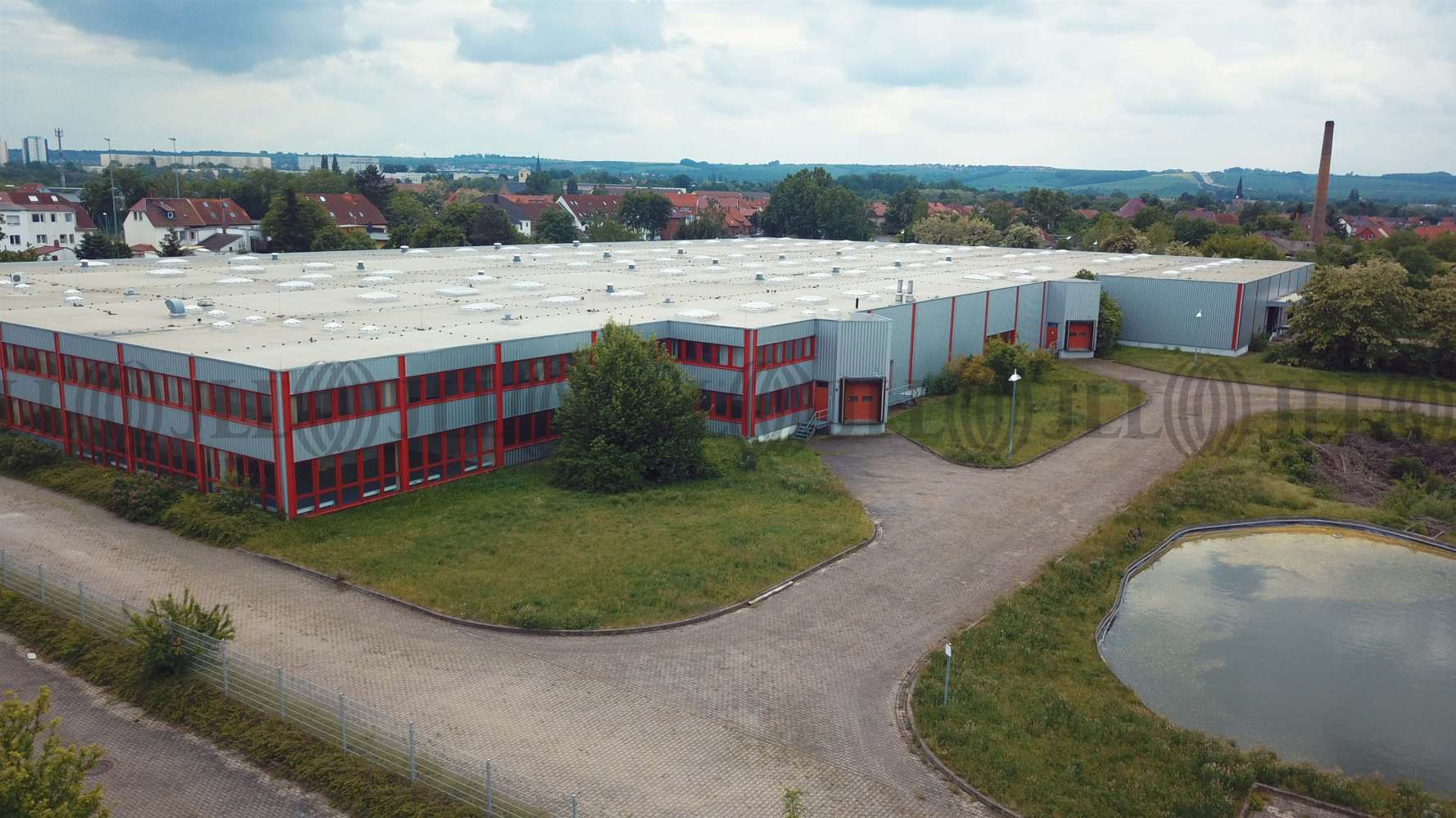 Hallen Erfurt, 99091 - Halle - Erfurt, Gispersleben - B1070 - 9551174