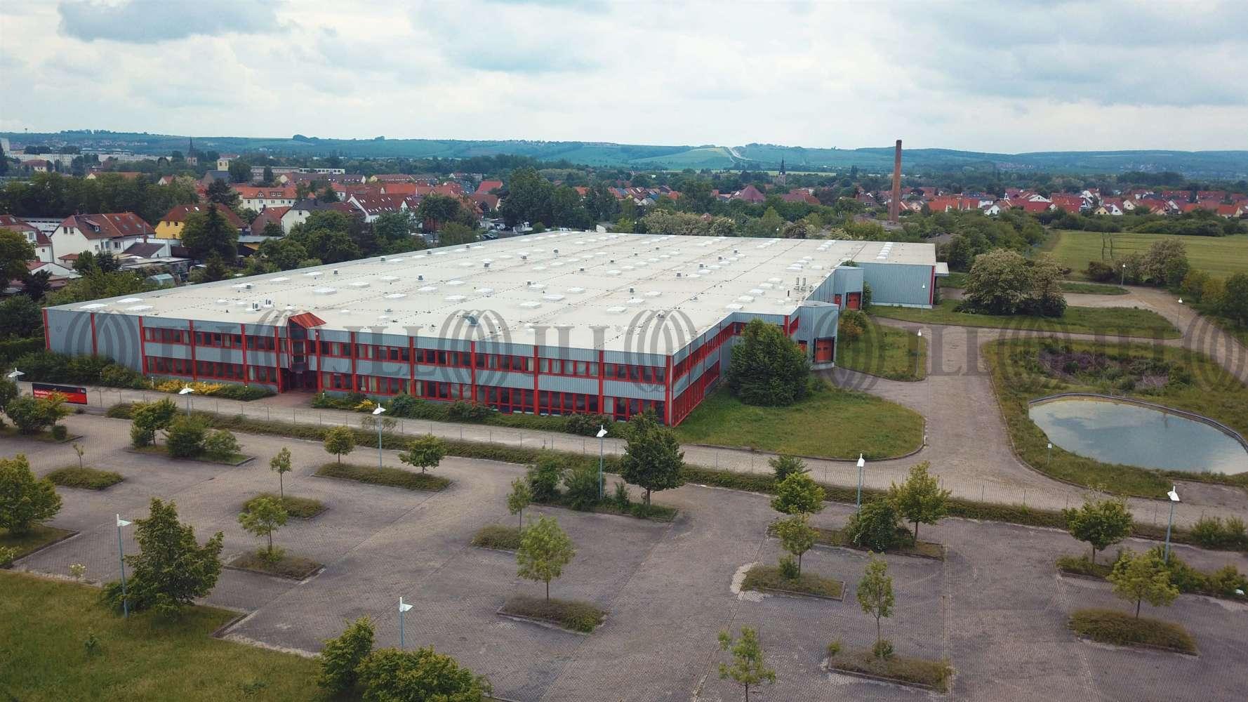 Hallen Erfurt, 99091 - Halle - Erfurt, Gispersleben - B1070 - 9551175