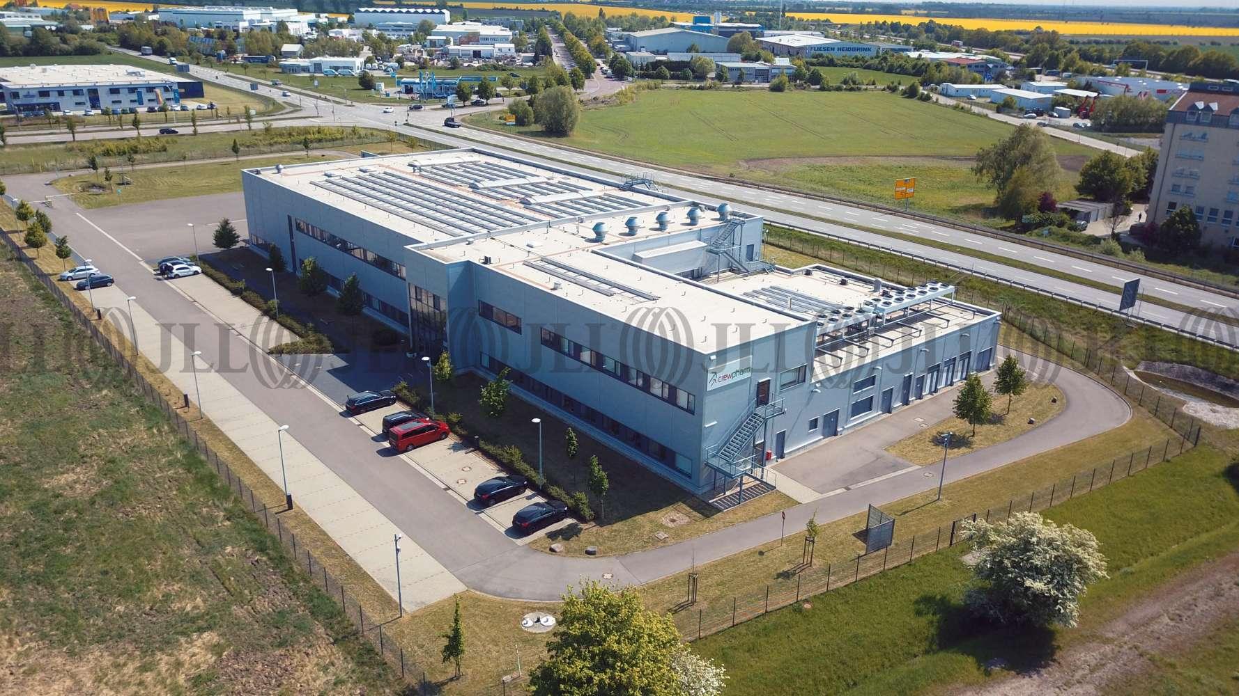 Hallen Kabelsketal, 06184 - Halle - Kabelsketal, Dölbau - B1436 - 9552278