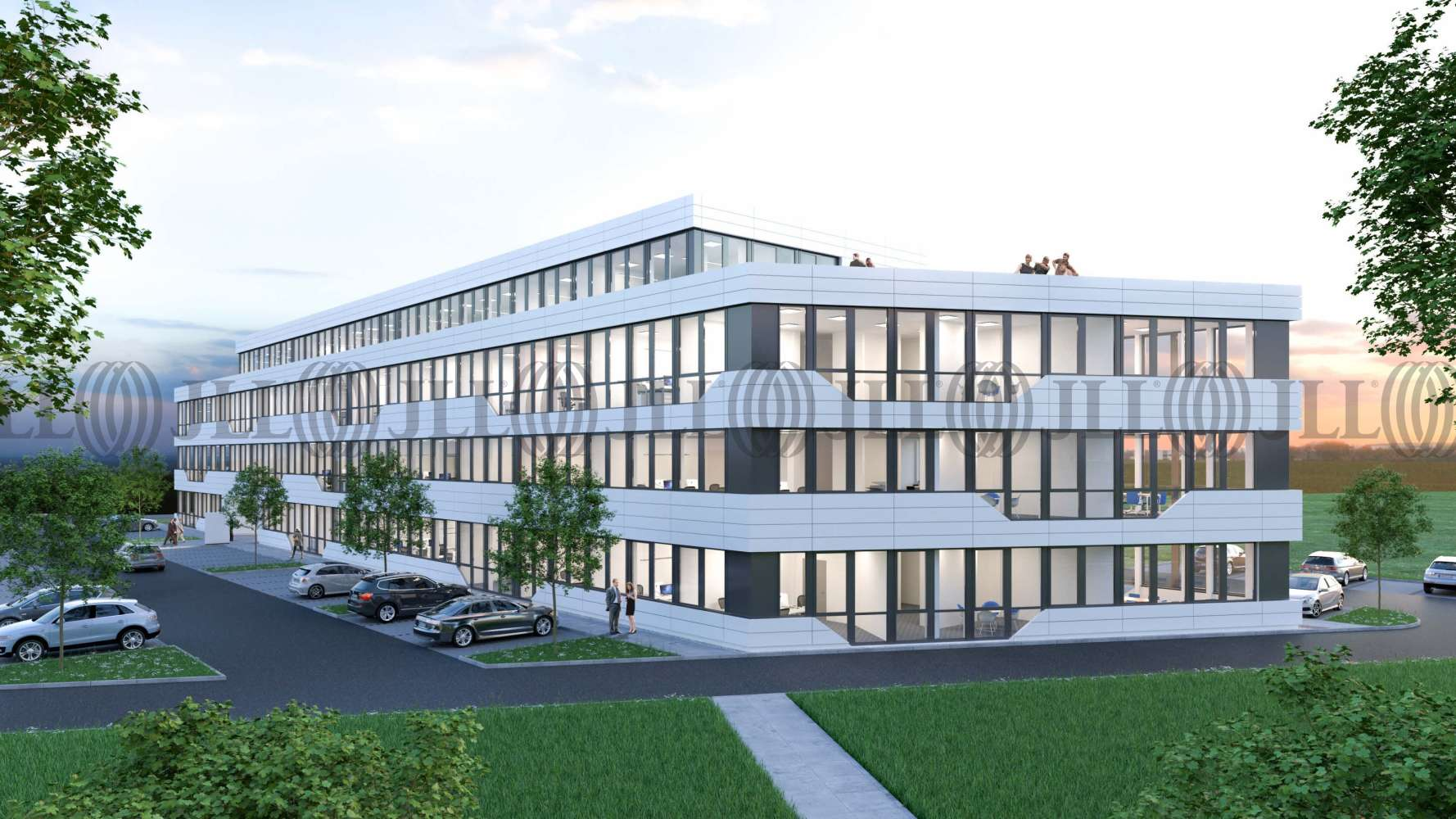 Büros Langenfeld (rheinland), 40764 - Büro - Langenfeld (Rheinland), Berghausen - D2339 - 9575390